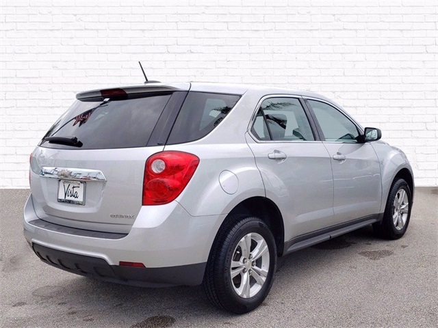 Pre-Owned 2015 Chevrolet Equinox L