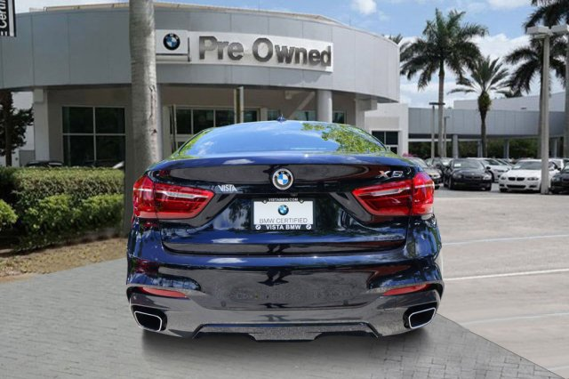 Certified Pre-Owned 2016 BMW X6 sDrive35i