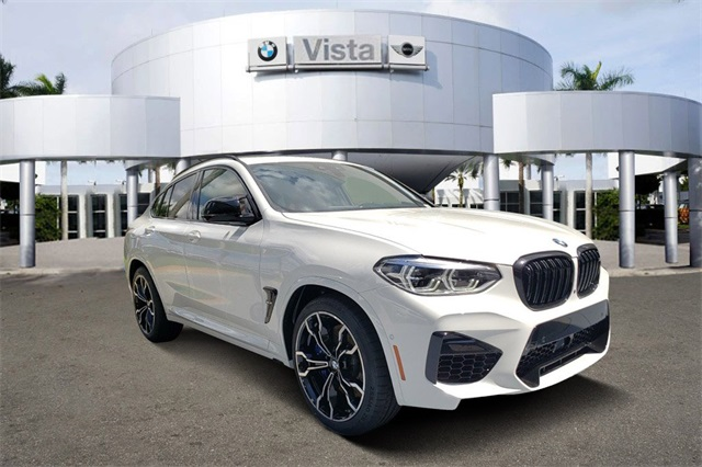 New 2020 BMW X4 M Competition Competition