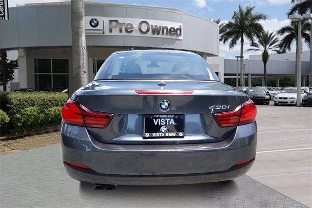 Pre-Owned 2020 BMW 4 Series 430i
