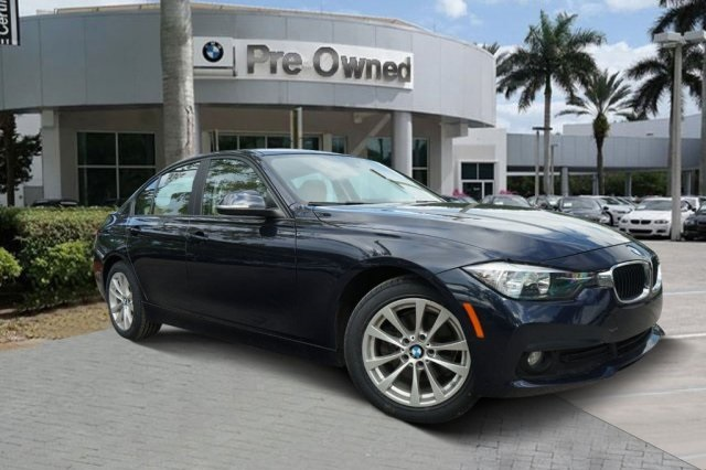 Certified Pre-Owned 2017 BMW 3 Series 320i