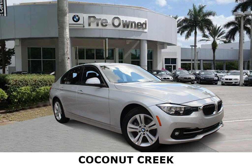 Bmw Certified Pre Owned >> Certified Pre Owned 2016 Bmw 3 Series 328i Rwd 4d Sedan
