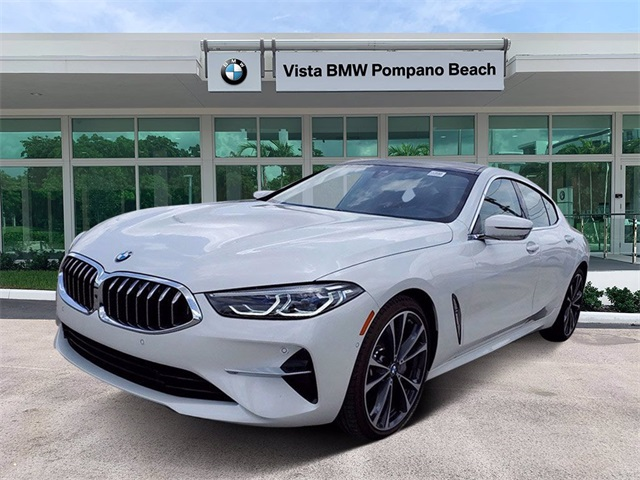 New 2020 BMW 8 Series 840