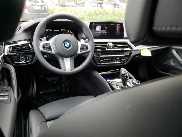 Pre-Owned 2020 BMW 5 Series M550i xDrive