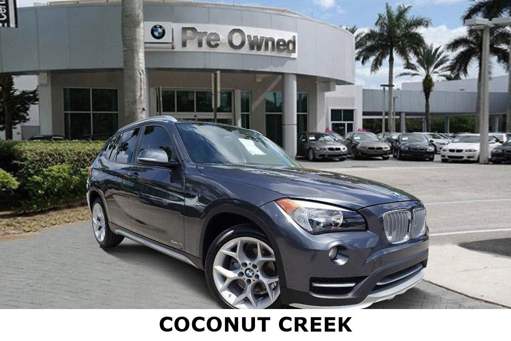 Bmw Certified Pre Owned >> Certified Pre Owned 2015 Bmw X1 Sdrive28i 4d Sport Utility In