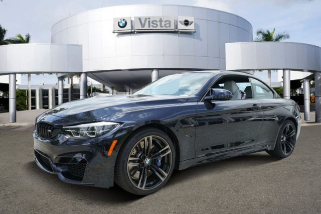 New 2020 BMW M4 Base