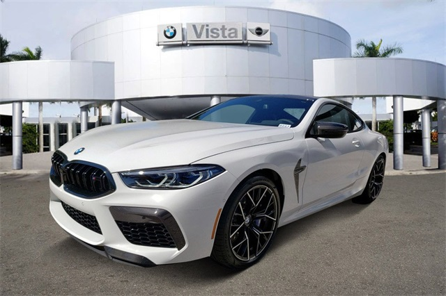 New 2020 BMW M8 Competition Coupe