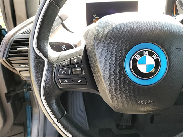 Certified Pre-Owned 2017 BMW i3 94Ah w/Range Extender