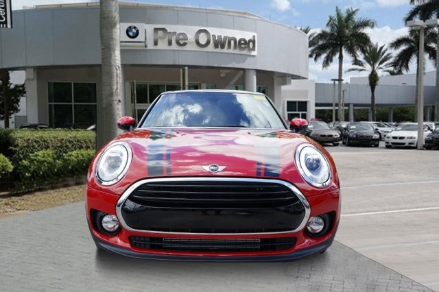 Pre-Owned 2018 MINI Cooper Clubman