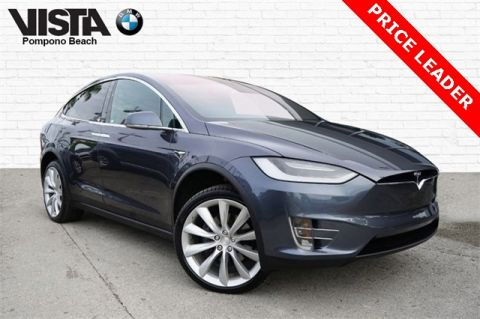 Pre-Owned 2017 Tesla Model X 100D
