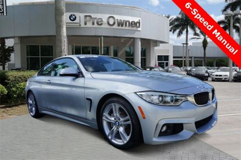 Certified Pre-Owned 2017 BMW 4 Series 440i