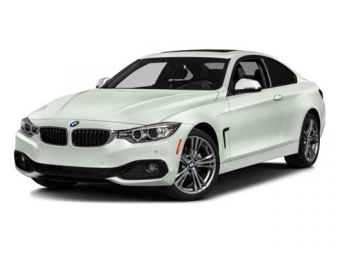 Certified Pre-Owned 2017 BMW 4 Series 430i