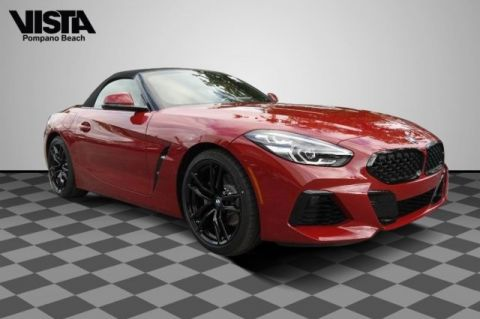 New 2019 BMW Z4 M sDrive30i