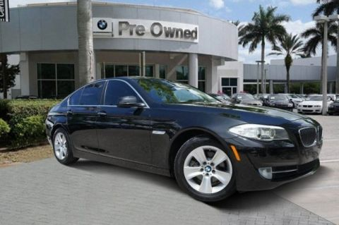 Pre-Owned 2013 BMW 5 Series 528i