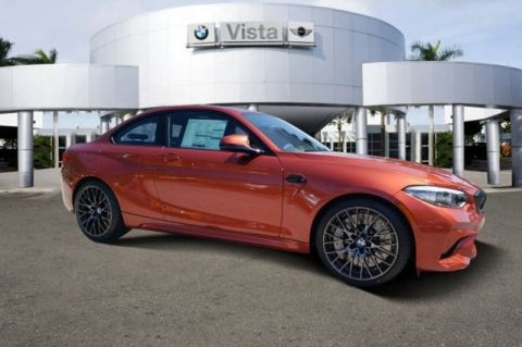 New 2019 BMW M2 Competition
